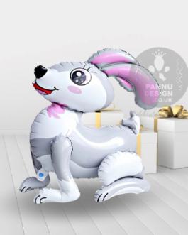 Rabbit Foil Balloon