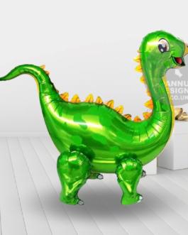Stegosaurus Foil Balloon