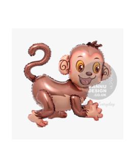 Monkey Foil balloon