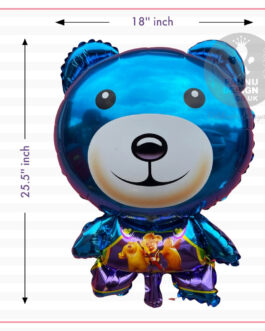 Teddy Bear balloon 25″inch