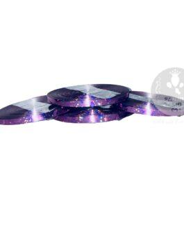 Purple Holographic Ribbon