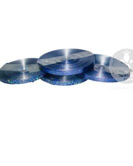 Blue Holographic Ribbon