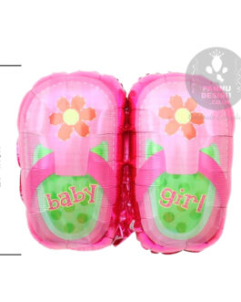Baby Shoes Foil Balloon