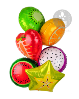 Fruit Balloons 18″inch