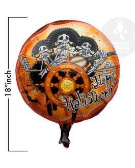 Happy Halloween Foil Balloon 18″inch