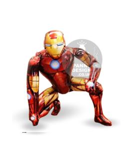 iron Man Foil Balloons