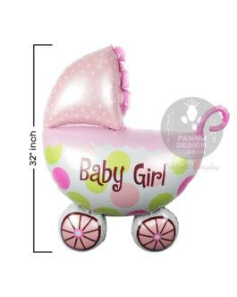 Baby Pushchair Round 32″inch