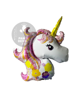 Pink Unicorn Head Foil Balloon 42″inch